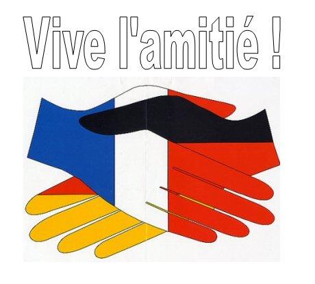22 janvier 50 me anniversaire du trait de l elys e - Cabinet de recrutement franco allemand ...